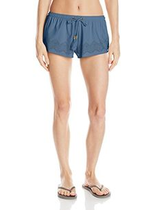 Rip Curl Women's Summerville Surf Short >>> You can find out more details at the link of the image. Swim Shirts For Women, Swim Shorts Women, Women's Swimming, Swimming Suits, Surf Shorts, Rip Curl, Women Swimsuits, Surfing, Boutique Shop