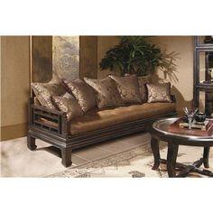 Century Signature (22-905MT) Tomei Pillow Back Sofa