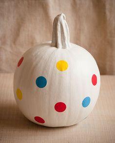 pumpkin + dot