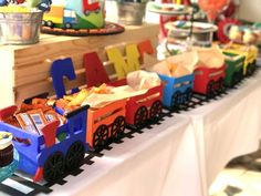Plains, Trains and Automobiles Birthday Party Ideas | Photo 2 of 112 | Catch My Party