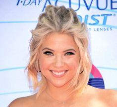 Ashley Benson: Teen Choice Awards Make Up Tutorial