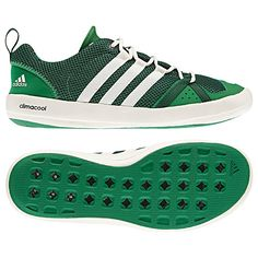 Adidas Climacool Boat Lace Shoes, Drains Water Through Sole