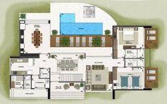 projeto casa de campo - Google Search