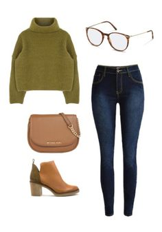 Looking for a stylish outfit to wear on a night out? High-waisted jeans, a cropped sweater, and your trusty Rodenstock glasses will keep you looking good and seeing great.