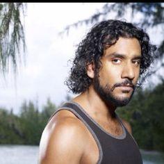 Sayid... my favorite :)