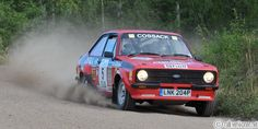 Ford Escort RS - Lahti Historic Rally 2010