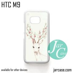Cute Deer Phone Case for HTC One M9 case and other HTC Devices