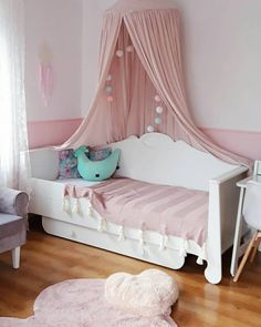 Room Design Bedroom, Toddler Bed, Flat, Baby, House, Furniture, Home Decor, Child Bed, Bass