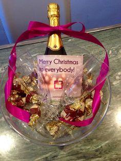 #Christmas welcome.. cheers and #HappyHolidays!