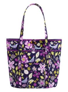 I really want a Vera Bradley purse with this pattern, I like this style of purse but I also love the Mandy style but this Floral Nightingale pattern is definitely my fav...I guess I'm gonna have to save my money to pay for this!