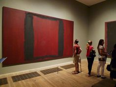 mark rothko tate modern - Google Search
