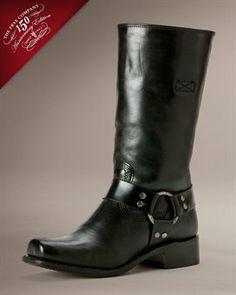 Cavalry Harness - LOVE Frye boots!!!