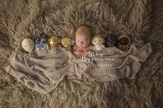star wars newborn photo, star wars, nerdy newborn, newborn baby photography, St. Louis newborn photographer, Ashley Heppermann Photography