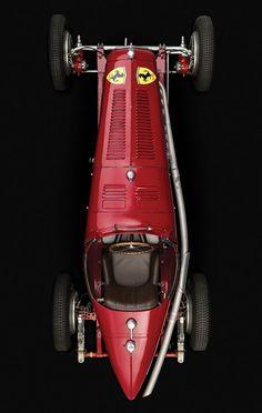Alfa Romeo Tipo B P3 de 1934 : Une star à Paris !