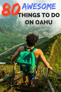 THE ULTIMATE OAHU BUCKET LIST: 80 THINGS TO DO   #OAHU #HAWAII