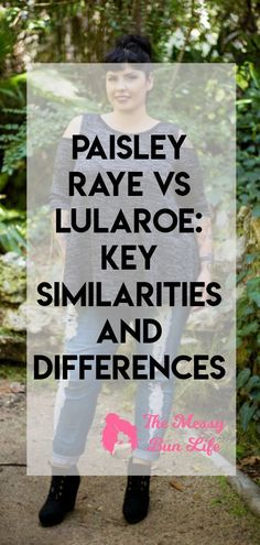 Paisley Raye vs LuLaRoe: Key Similarities and Differences #lularoe #paisleyraye