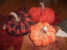 yo-yo pumpkins