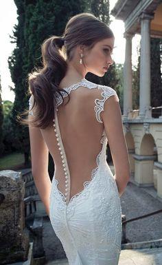 Berta Bridal Winter 2014 Collection - so beautiful!