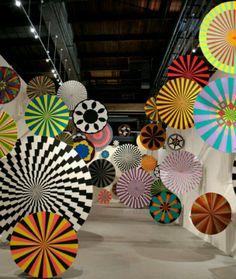 Ara Peterson & Jim Drain installation