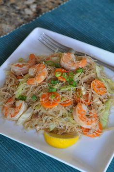 Pancit Bihon (Filipino Fried Rice Noodles) recipe - Amazing
