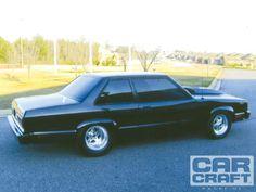 Kenny Grays 1980 Ford Fairmont