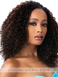 Top Quality Long Small Curly Synthetic Wig, real human hair wigs afro new http://www.shorthaircutsforblackwomen.com/kinky-hair-weave/