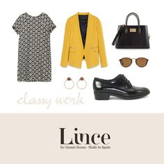 Ready to work. #shoes #lince #shoes #outfit #look