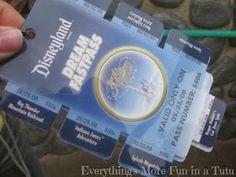 Everything's More Fun in a Tutu: Saving Money at Disneyland