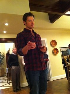 Josh Henderson ( one of the most gorgeous men in the freakin world)