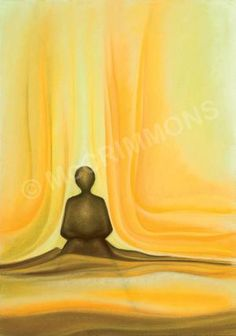 Stillness by Sr Mary Stephen CRSS. 'Be still and know that I am God. Abstract Art Painting, Mystical Art, Art Painting, Spiritual Art, Spiritual Artwork, Prophetic Art, Prayer Art, Amazing Art Painting, Biblical Art