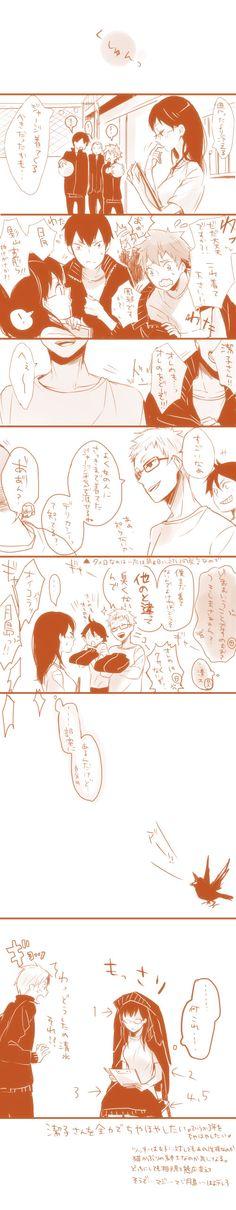 What happen to Kiyoko-san!? Σ( ° △ °)