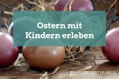 Ostern wird bei den meisten Kindern heute mit der Eiersuche und dem Osterhasen in Verbindung gebracht. Doch zu diesem christlichen Feiertag ...