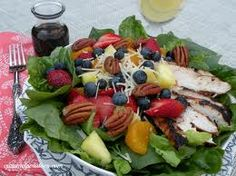 Natural super food salads for weight loss