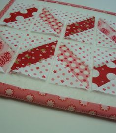 ribbons block tutorial - you will need to scroll down the blog to find this