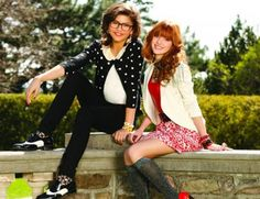 Zendaya Coleman and Bella Thorne...