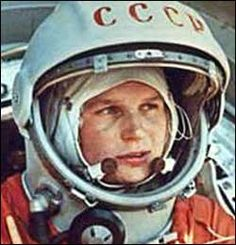 June Valentina Tereshkova becomes the first woman in space. When Valentina Tereshkova was twenty-four, the Soviet Union sent the first man into space - Yuri Gagarin - on the Vostok Valentina Tereshkova, Yuri, Space Race, Space Program, First Humans, Badass Women, Great Women, Amazing Women, Space Exploration