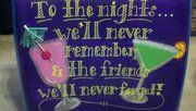 to the nights we'll never remember & the friends we'll never forget. for a cooler Fun Drinks, Yummy Drinks, I Cool, Cool Stuff, Coolest Cooler, Cooler Painting, Home Crafts, Arts And Crafts, Sorority Life