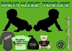 Babys kleine Träume!  - tolle Motive für die kleinen Mäuse! - reinschauen lohnt sich!  http://shop.spreadshirt.de/crazyshirtfactory/baby