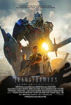 Transformers 4: La Era de la Extinción | Paramount Pictures