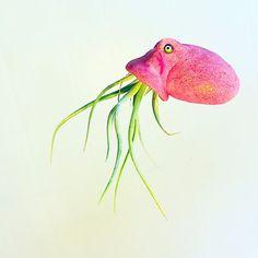 Jellyfish Plants Transform Your Room Into A Underwater Wonderland