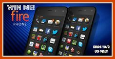 AmazonFire Phone #Giveaway  WOW, what an amazing giveaway. I know I want this Fire Phone! Keep reading to find out how you can win!