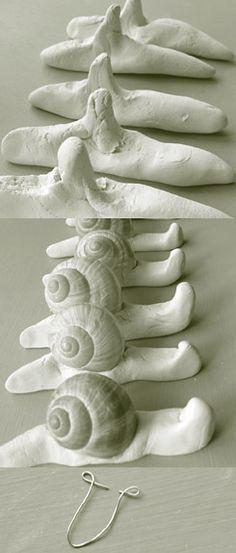waldorf grade 4 snail - Google Search