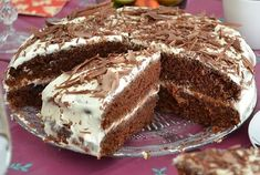 Фотография Cooking Time, Cooking Recipes, Easy Cake Decorating, Love Eat, Creative Cakes, Party Snacks, Cake Recipes, Food And Drink, Sweets