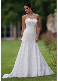 LACE BRIDESMAID PARTY BALL EVENING GOWN IVORY WHITE FORMAL PROM BEAUTIFUL A-LINE SWEETHEART WEDDING DRESS