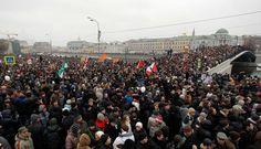 Election fraud has spawned the largest Russian protests in two decades
