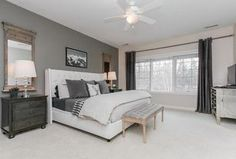"""""""View this Great Traditional Master Bedroom  in Marion, IA. The home was built in 1999 and is 4368 square feet. Discover & browse thousands of other home design ideas on Zillow Digs."""""""