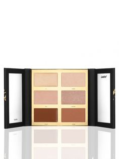 tarteist PRO glow highlight & contour palette from tarte cosmetics