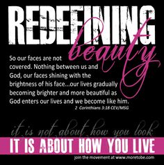 And we all, who with unveiled faces contemplate the Lord's glory, are being transformed into his image with ever-increasing glory, which comes from the Lord, who is the Spirit. Raw For Beauty, Face C, Smile Word, Healing Scriptures, Marriage And Family, Celebration Quotes, My Prayer, Beauty Quotes, Word Of God