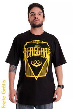 Camiseta Headed Renegade X California Store Hip Hop, Rap - R$ 59,00 em Mercado Livre