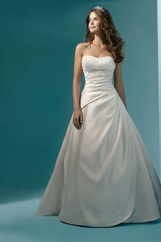 Style 1136 by Alfred Angelo Signature Collection